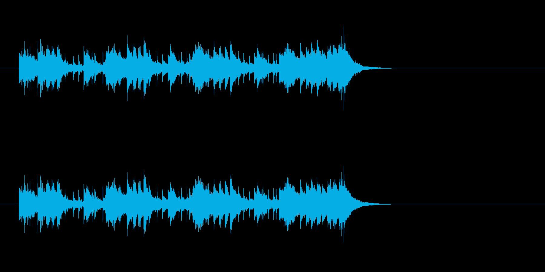 インド 中東 アジア 民族楽器の再生済みの波形