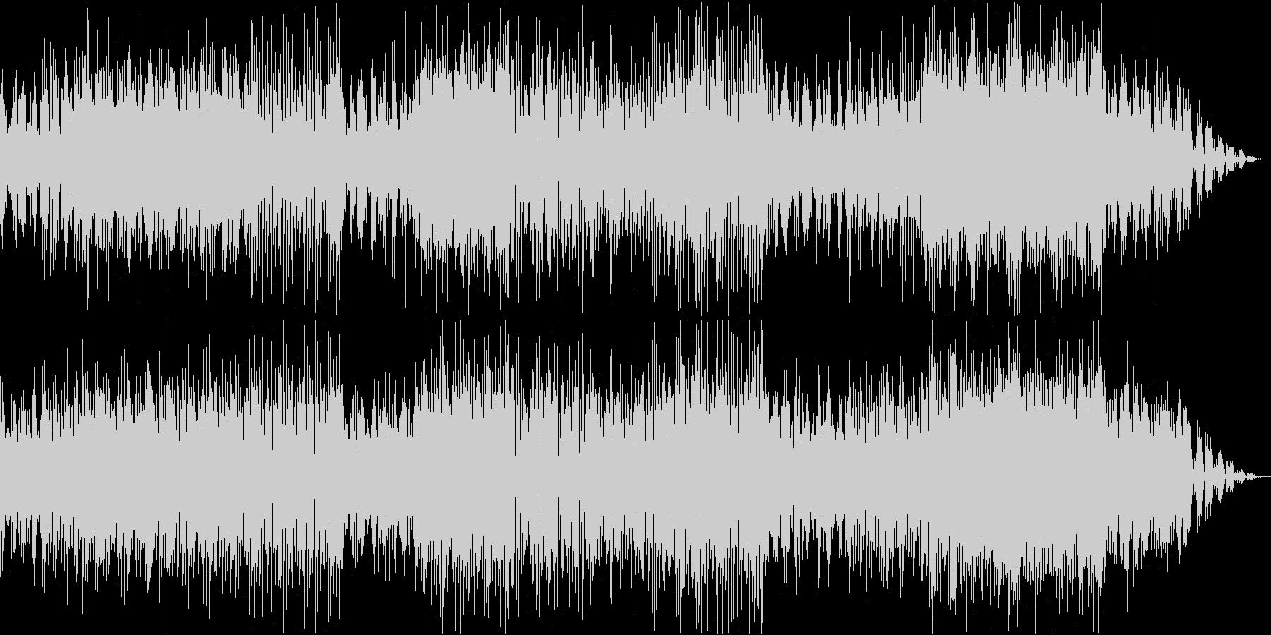 テクノ・ポップ 100BPMの未再生の波形