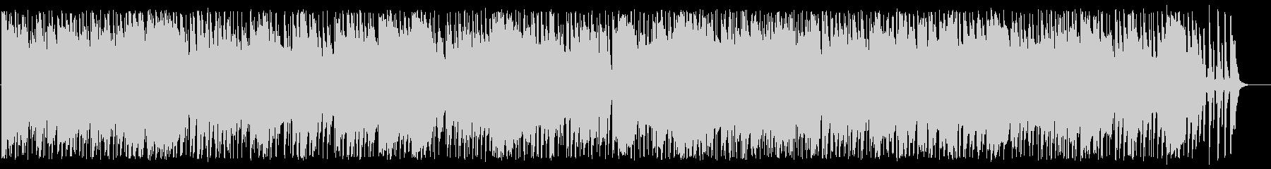 きらきら星(acoustic)の未再生の波形