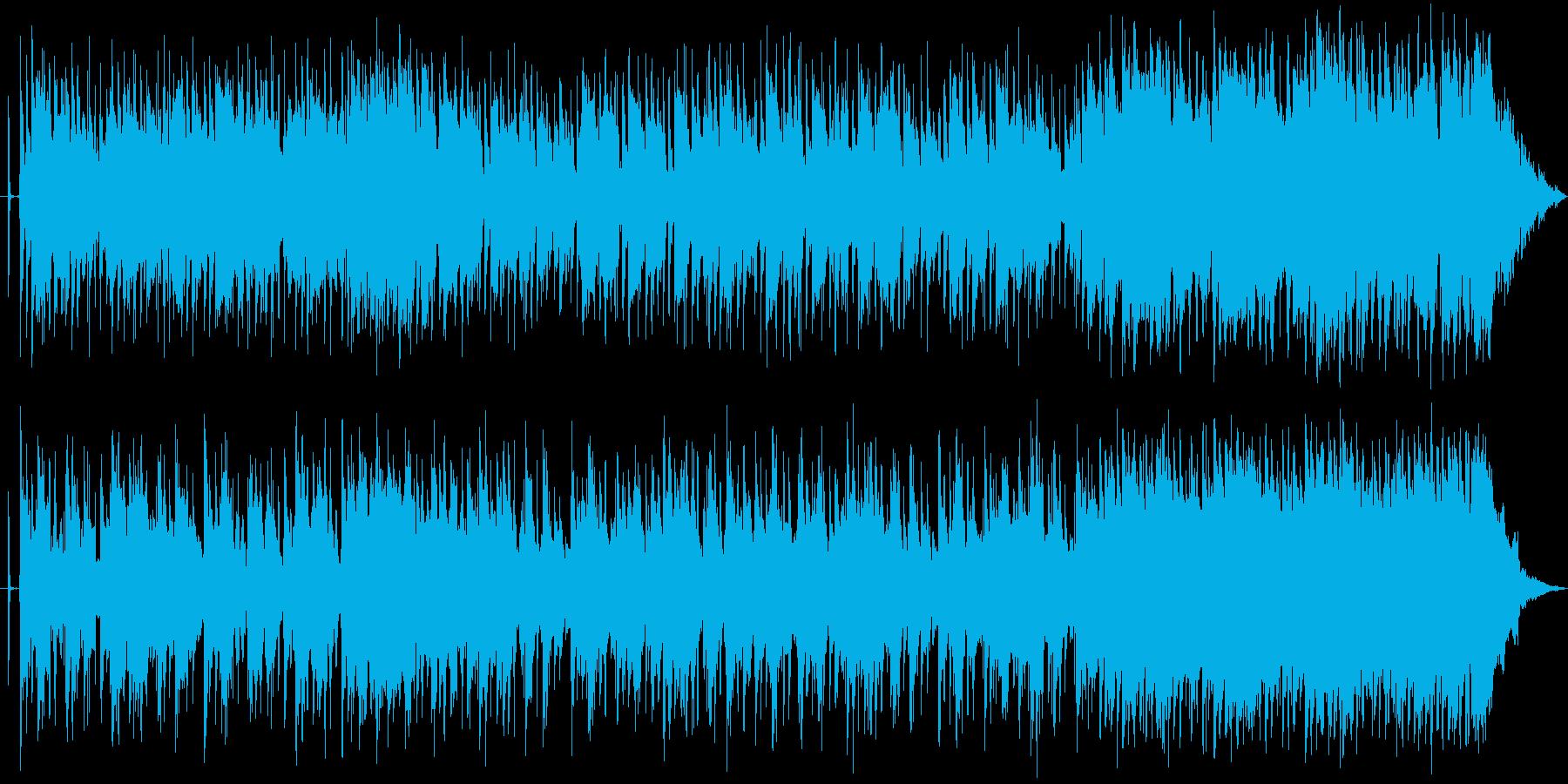 アンニュイ、アコギ、ピアノ、透明感の再生済みの波形