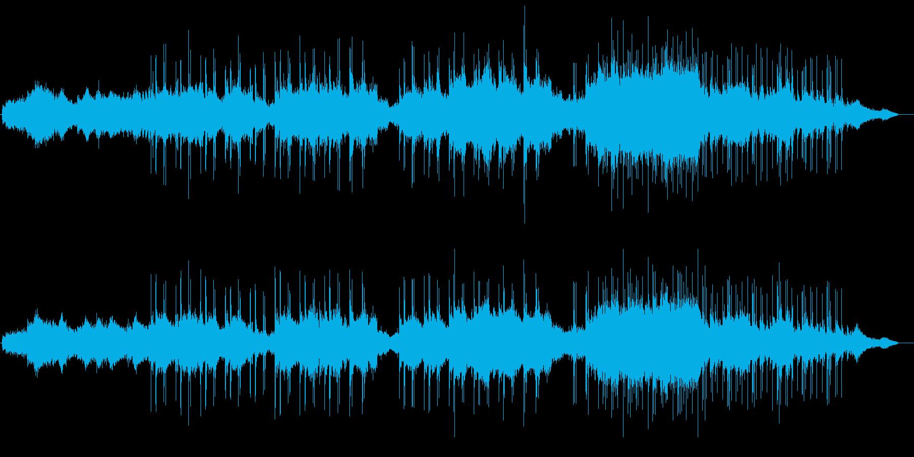 大気(プラネット・アース)の再生済みの波形