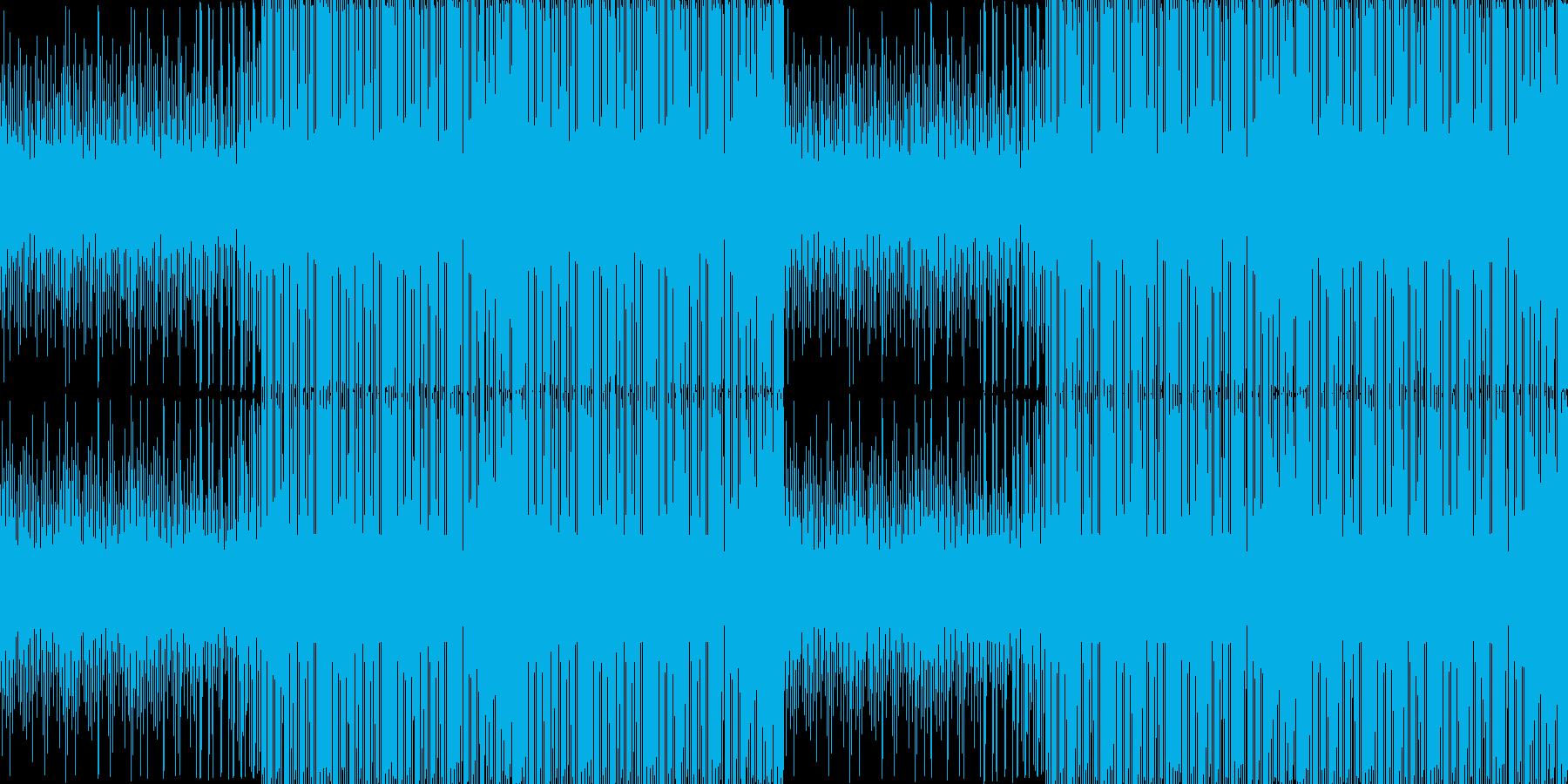 【EDM/ポップ/ダンス/ミドルテンポ】の再生済みの波形