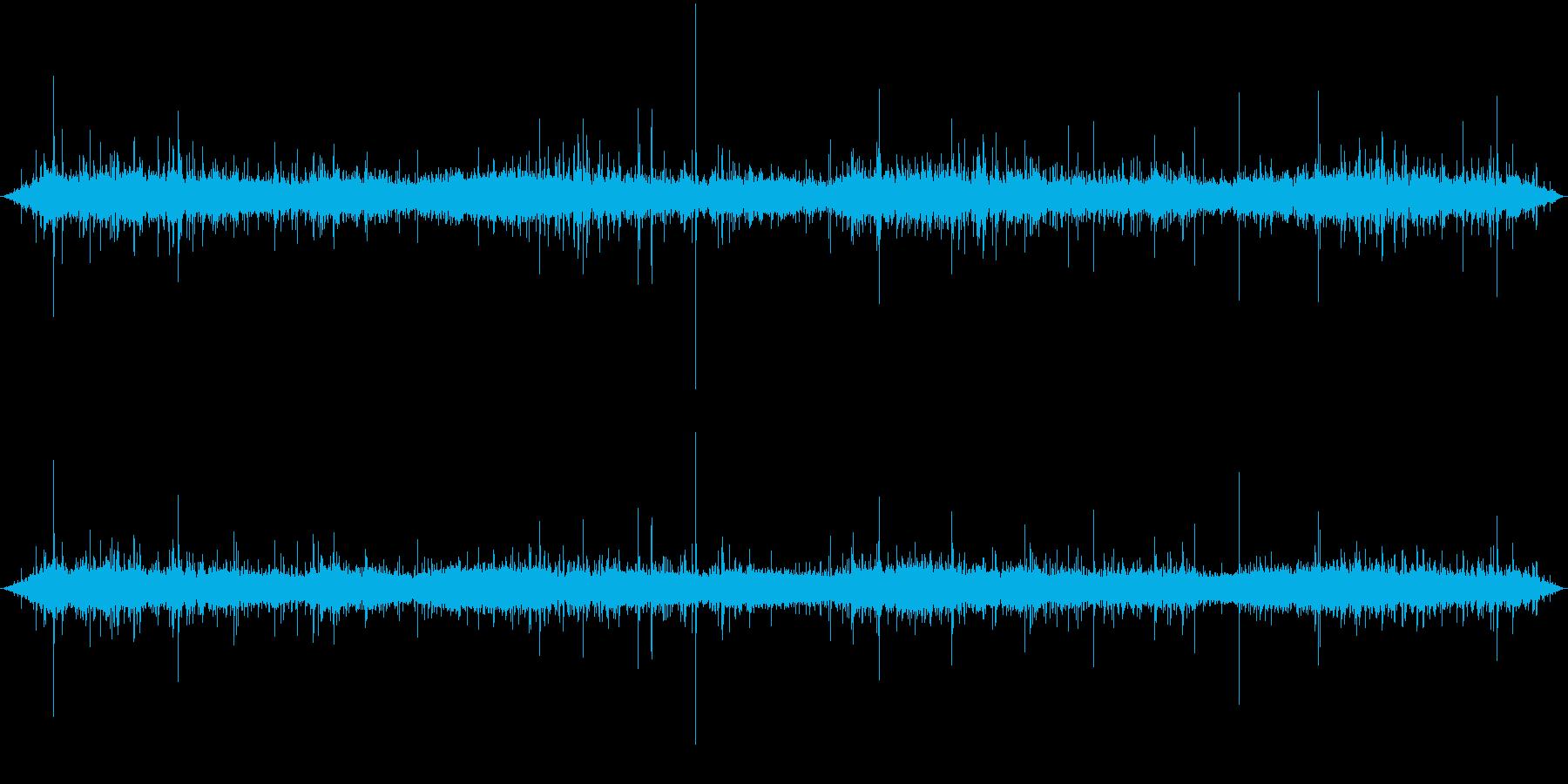 ある水車の音 ごとごとととん ばちゃば…の再生済みの波形