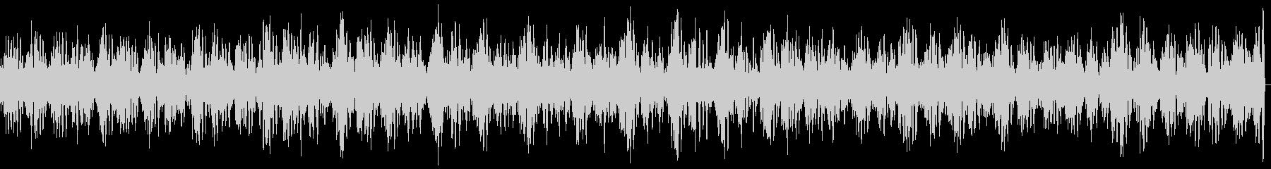 バイクのアイドリング(自動二輪の重低音)の未再生の波形