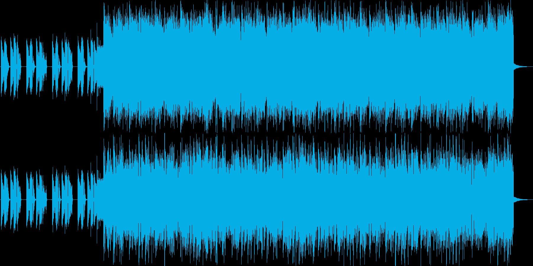 2<ギター生演奏>無機質破壊的 混沌の再生済みの波形