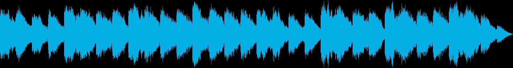 ファンタジーRPGの遺跡シーンをイメー…の再生済みの波形