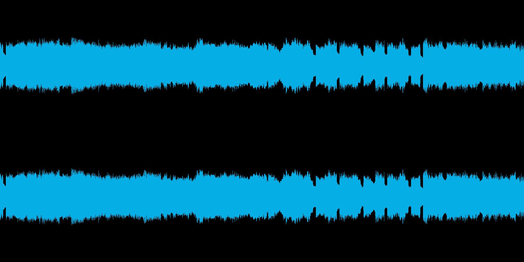 ファミコン風レトロRPG-城の再生済みの波形
