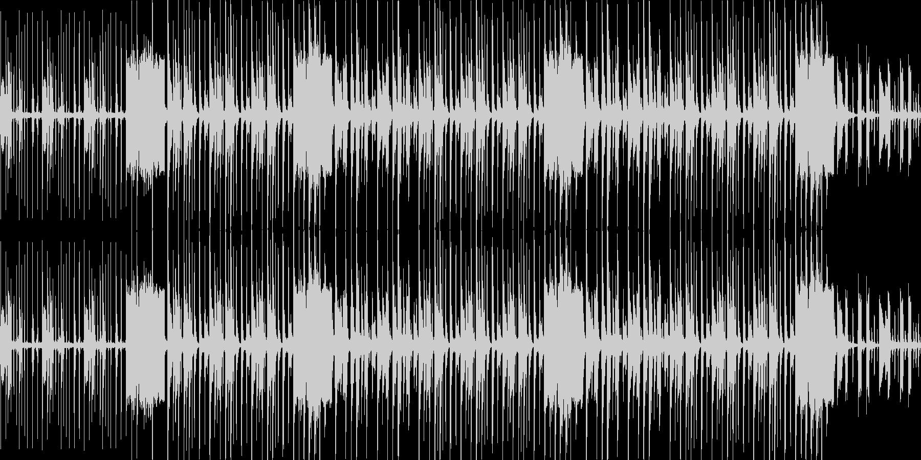 【スローギターファンク】の未再生の波形
