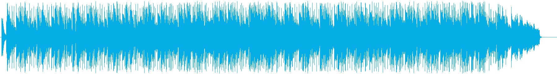 ドラマ向け旅立ちのピアノバラードの再生済みの波形