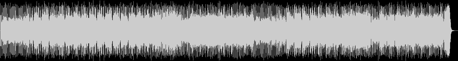 アメリカンロック・ギター・メロディアスの未再生の波形