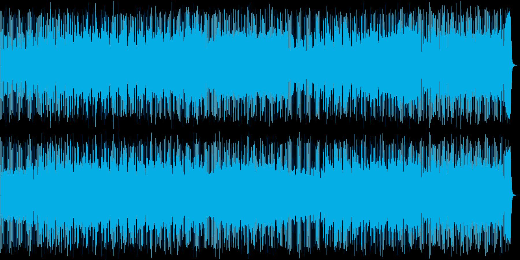 アメリカンロック・ギター・メロディアスの再生済みの波形