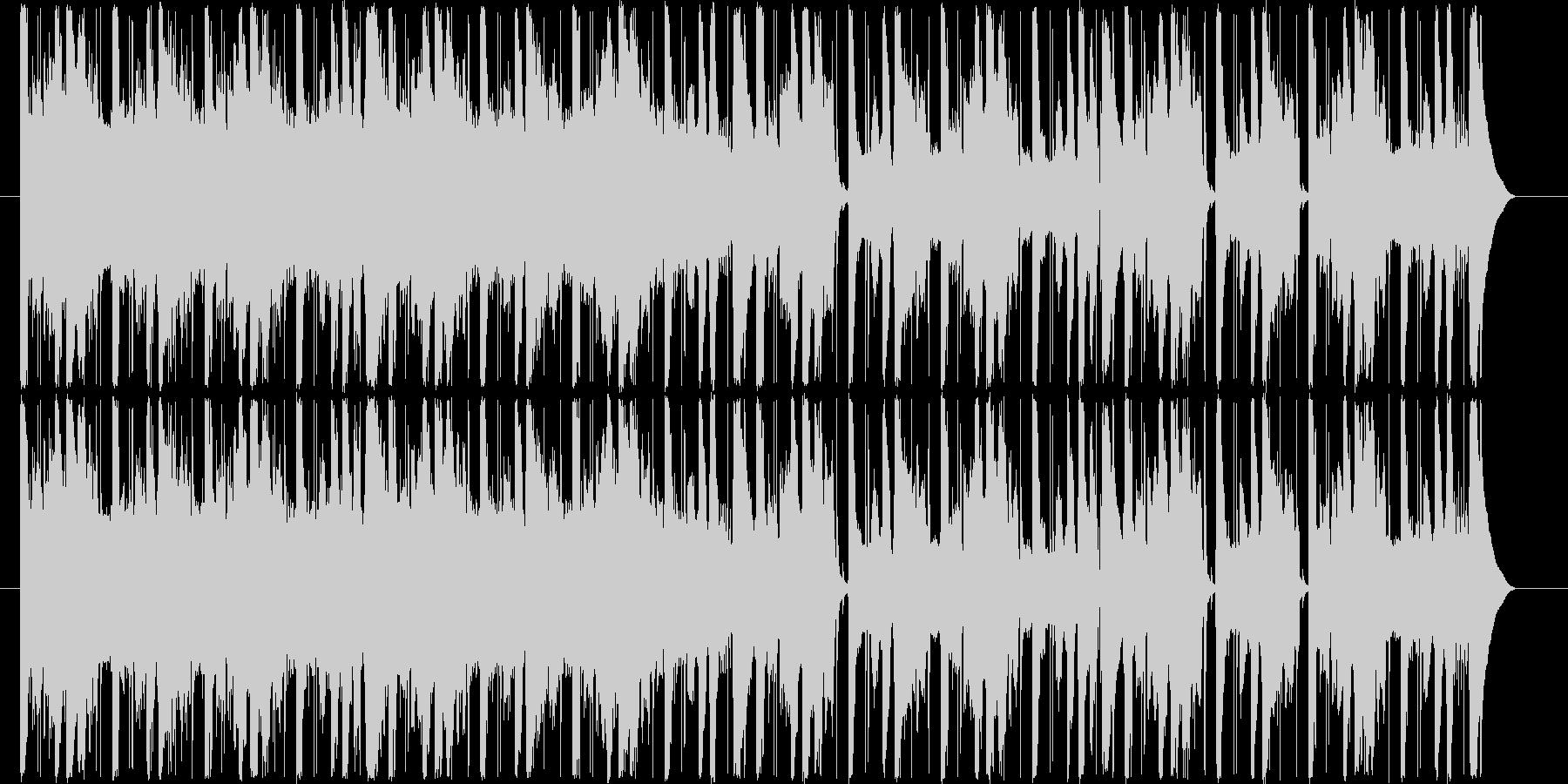 ガリガリした感じのループ音源です。の未再生の波形