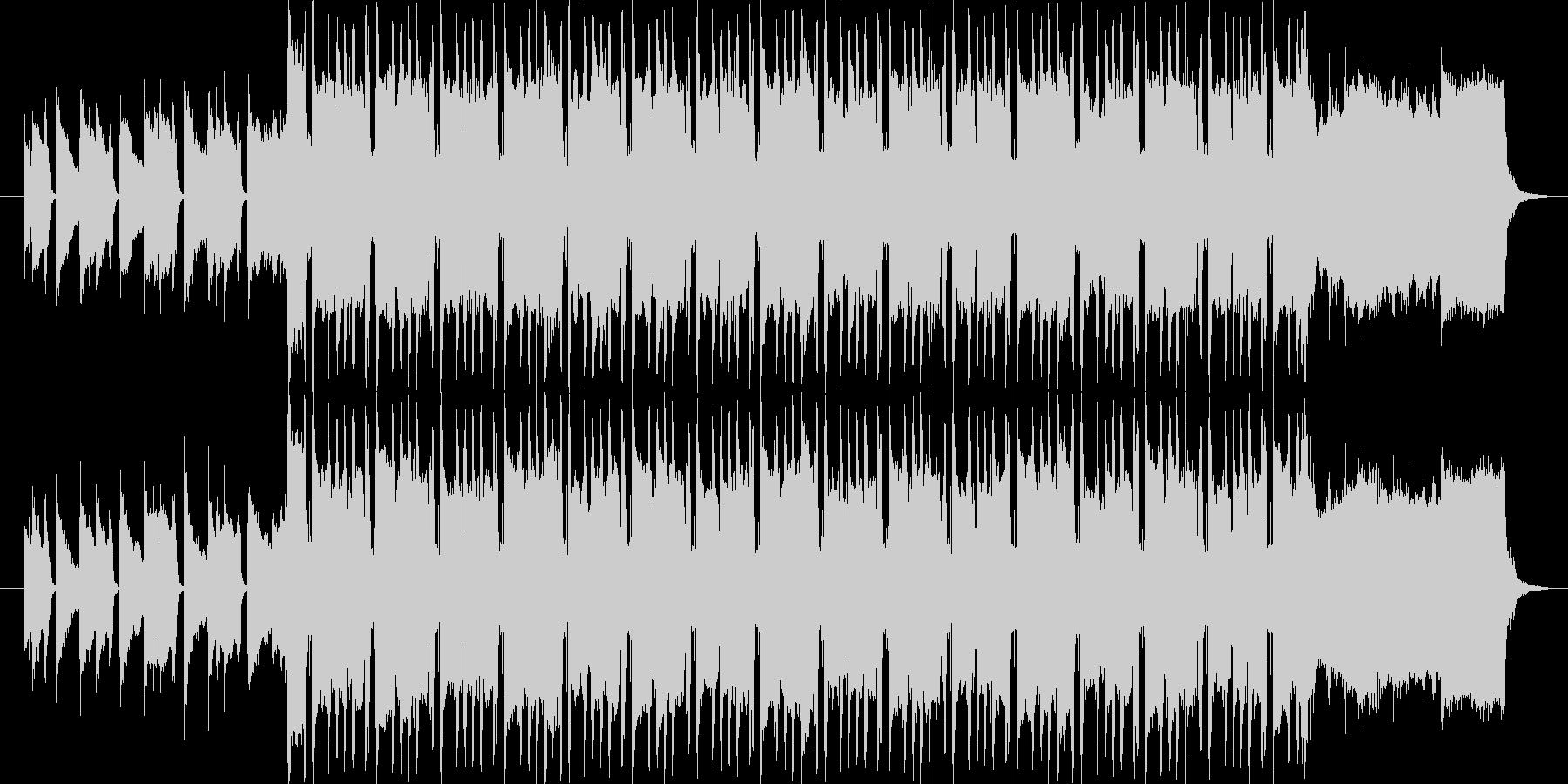 CMや映像に、ピアノ、リズミカル、ポップの未再生の波形