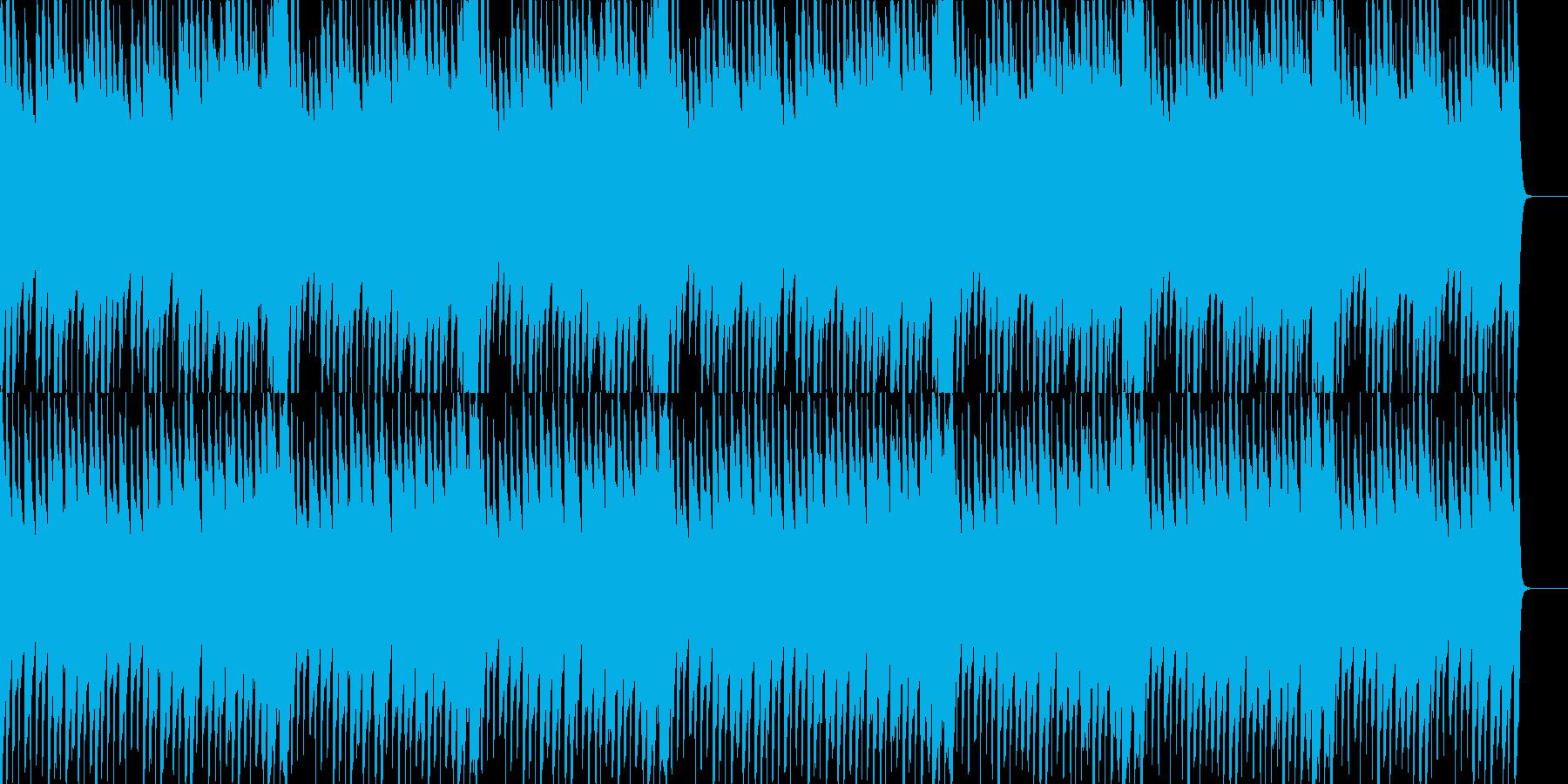 なぞ解き・ダンジョン・迷宮の雰囲気の再生済みの波形