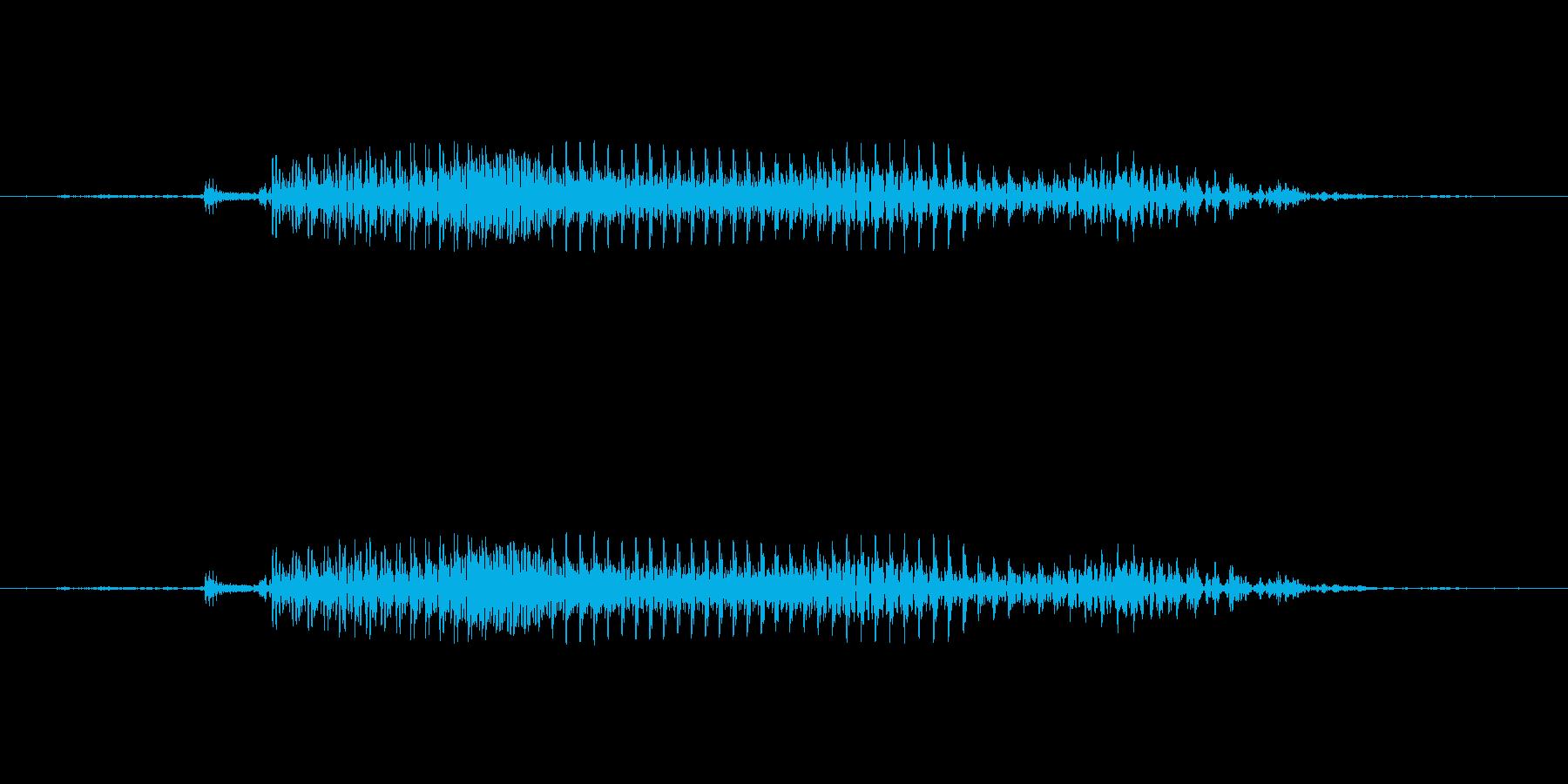 5 (ごぉ)の再生済みの波形