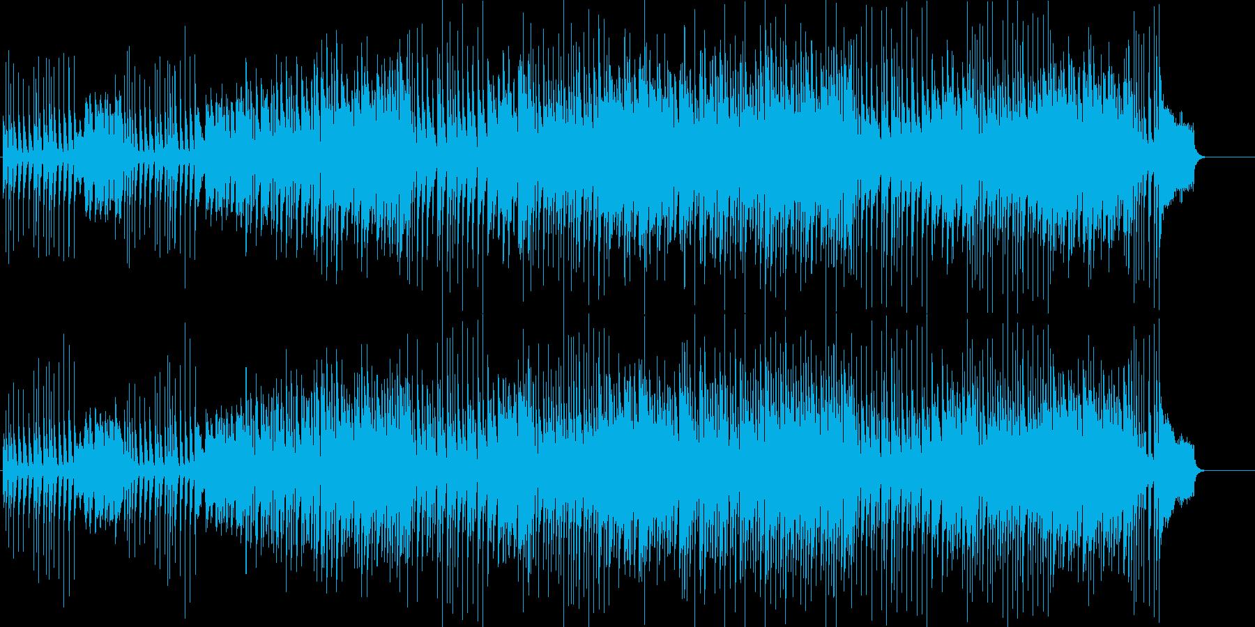 ゼンマイじかけの愛のピエロの再生済みの波形