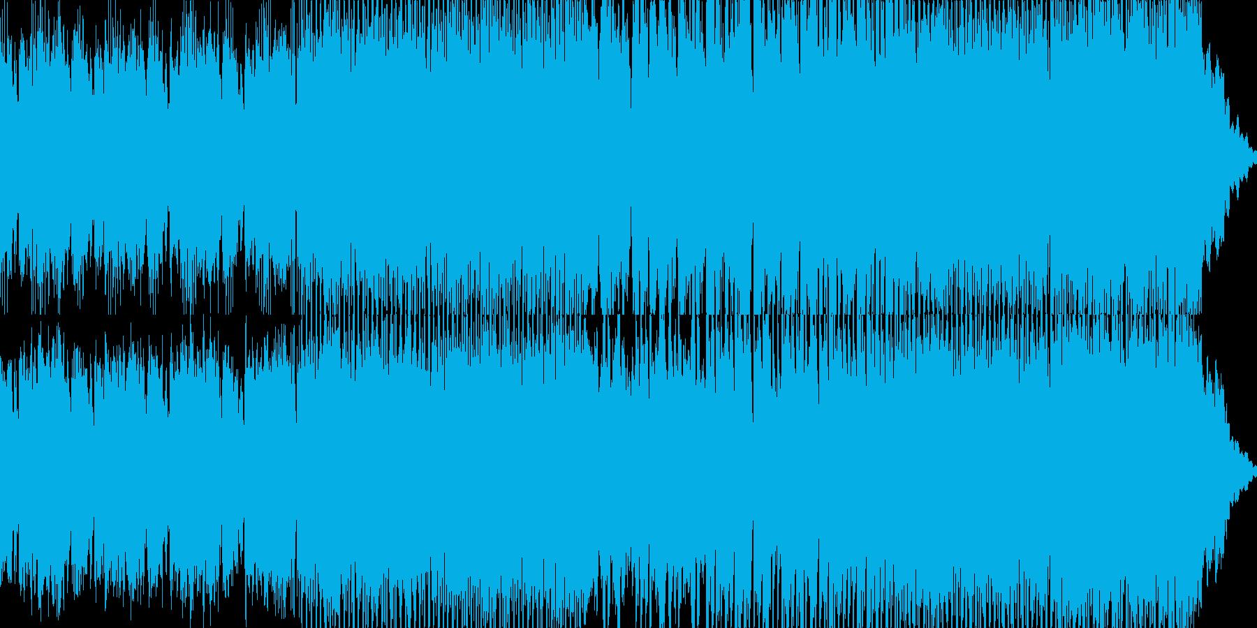 鱒(ます)/ポップアレンジの再生済みの波形
