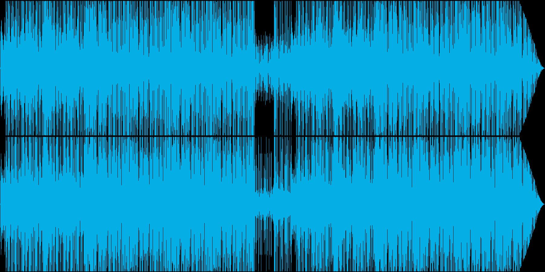 70'~80'年代のディスコ風10の再生済みの波形
