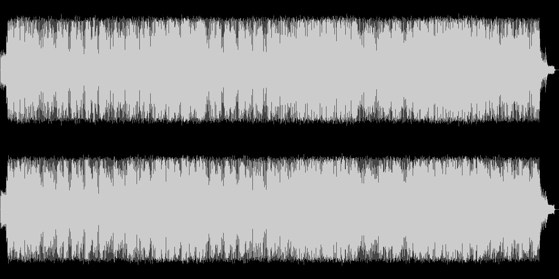 結婚式などで使えるキラキラポップソングの未再生の波形
