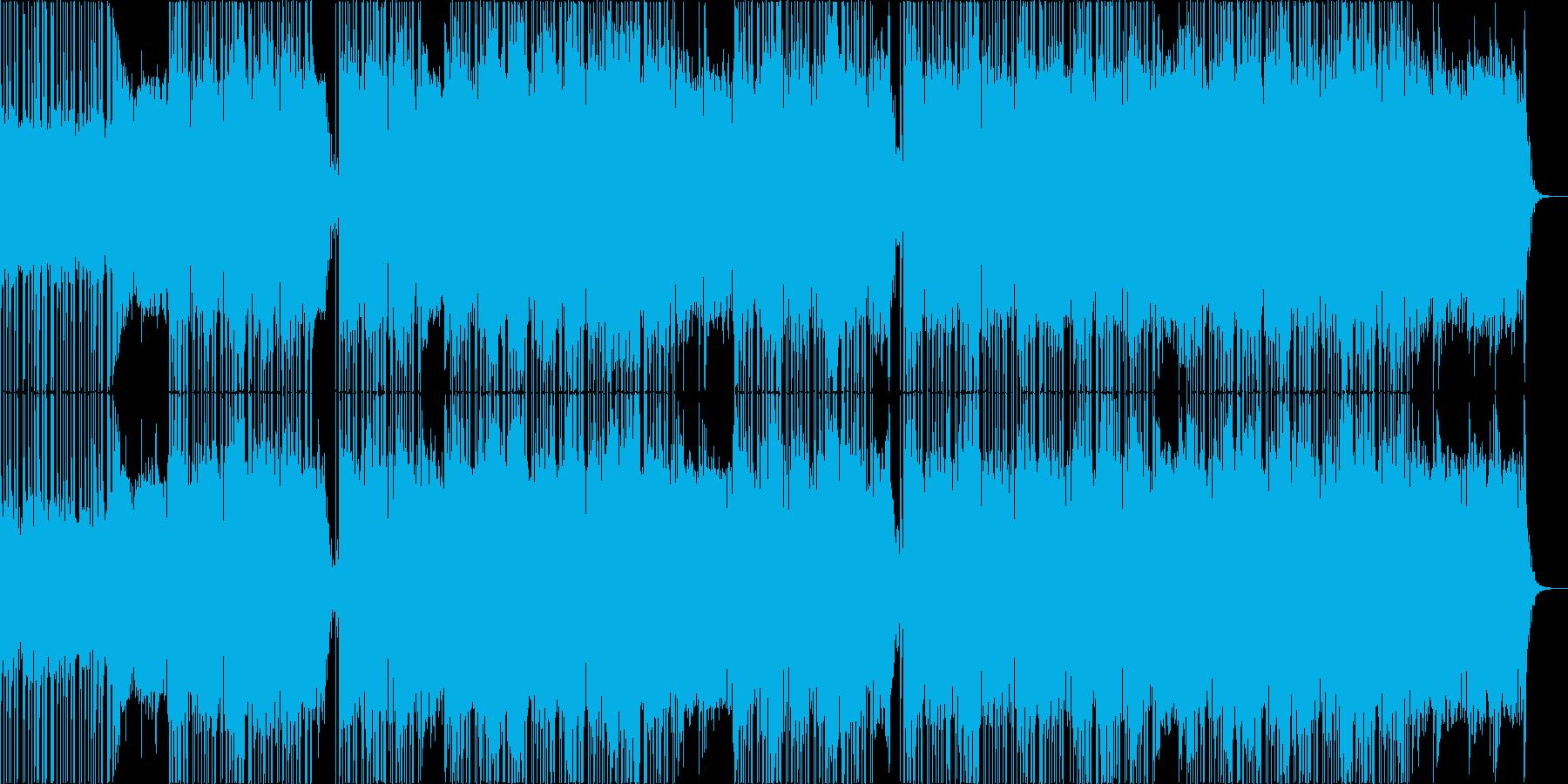 日本的な切なさのチルアウトミュージック。の再生済みの波形