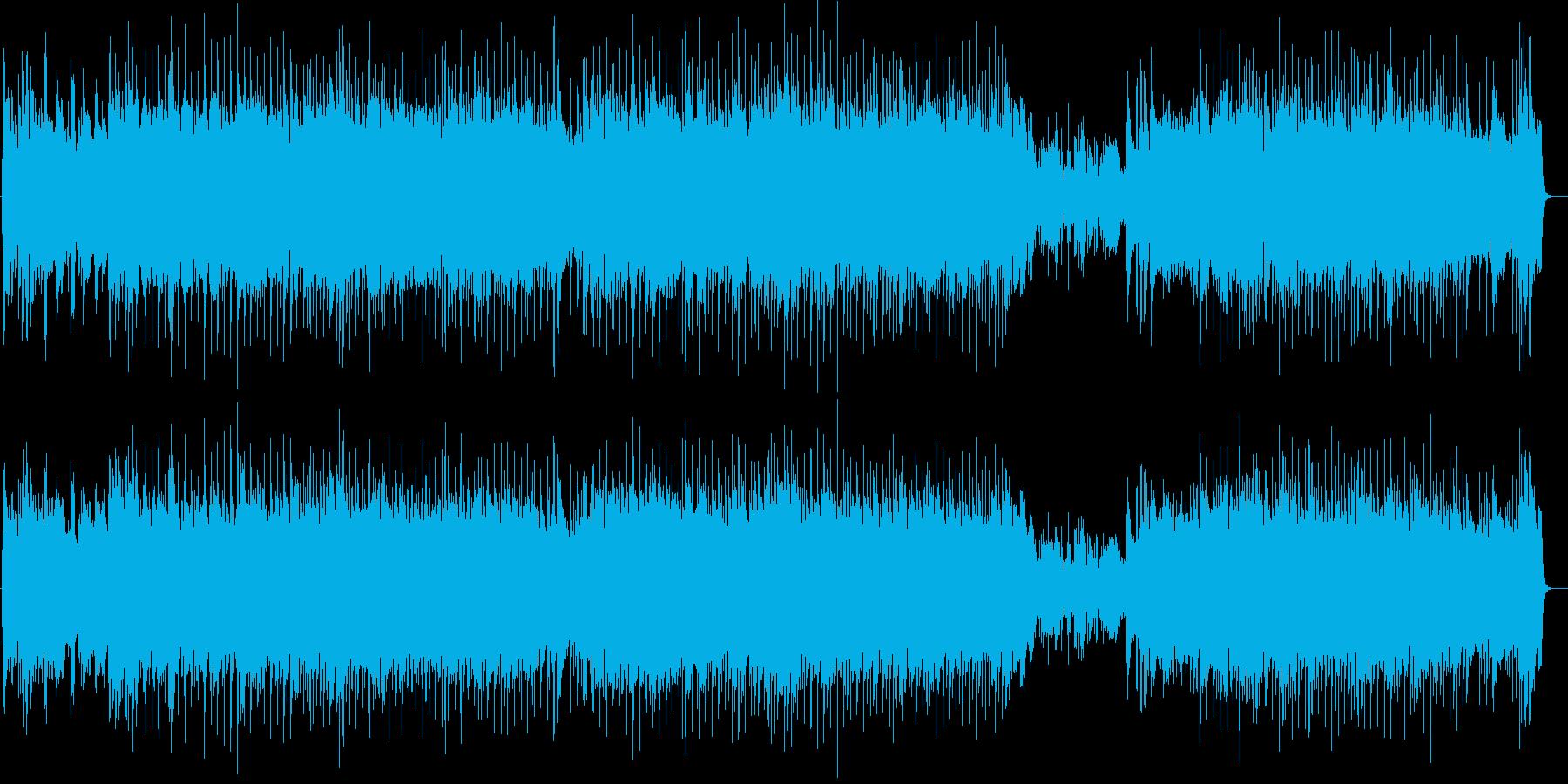 夏だ! 熱いロック・フュージョン 海だ!の再生済みの波形