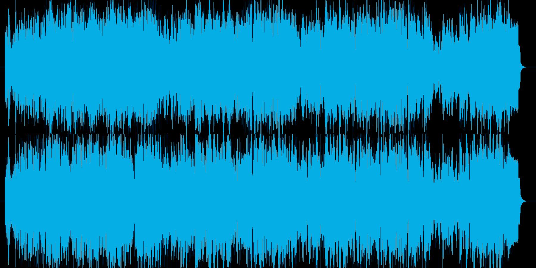 coolなJazz Waltzですの再生済みの波形