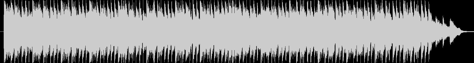 リズミックなポップBGM(30ver)の未再生の波形