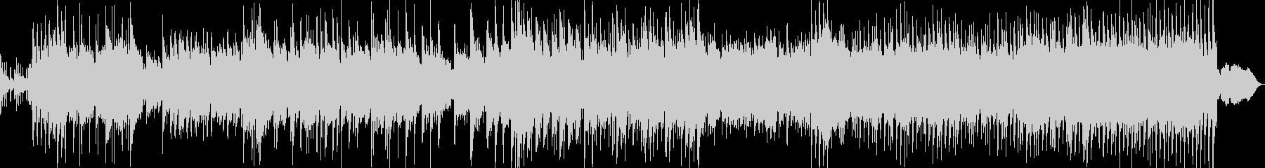 和風BGMオーケストラピアノ楽曲映像の未再生の波形