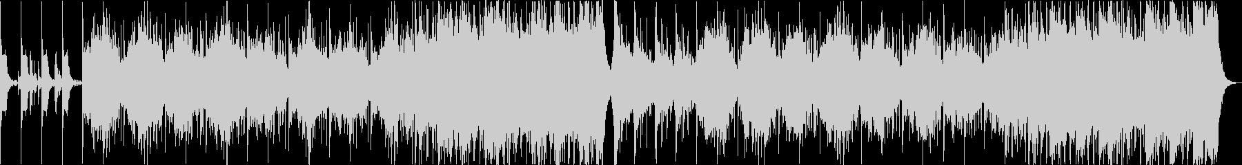 民族音楽系ダンジョンBGMの未再生の波形