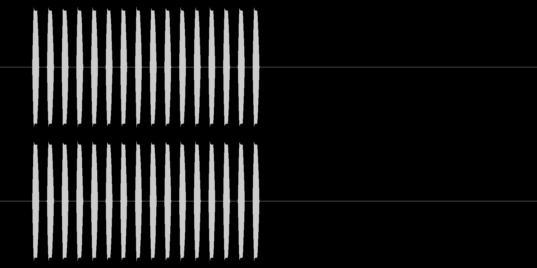 SNES-RPG01-08(メッセージ)の未再生の波形