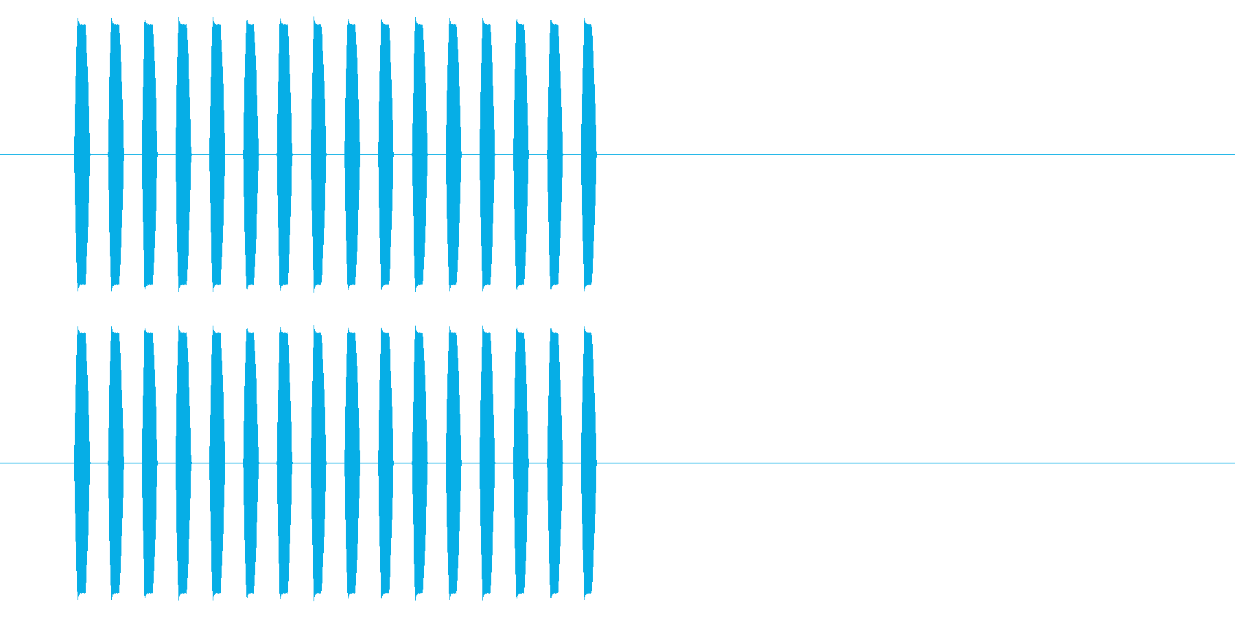 SNES-RPG01-08(メッセージ)の再生済みの波形