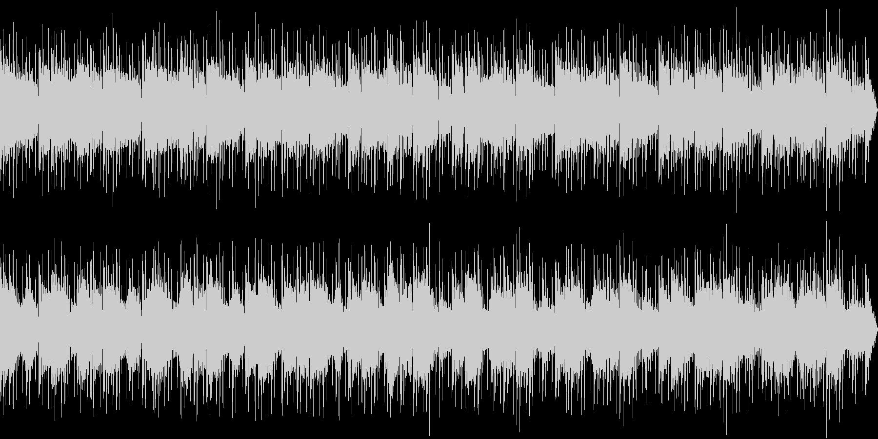 【主張しない背景音楽】穏やか1【ループ】の未再生の波形