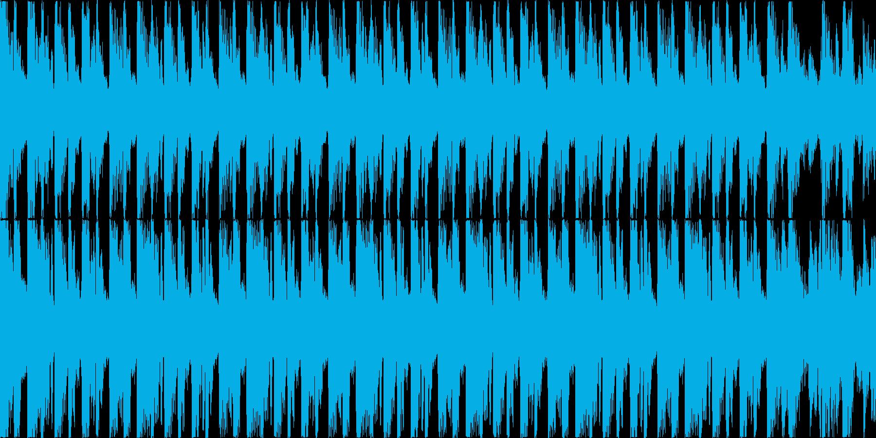 【ループD】ゴキゲンなスウィングをダンスの再生済みの波形