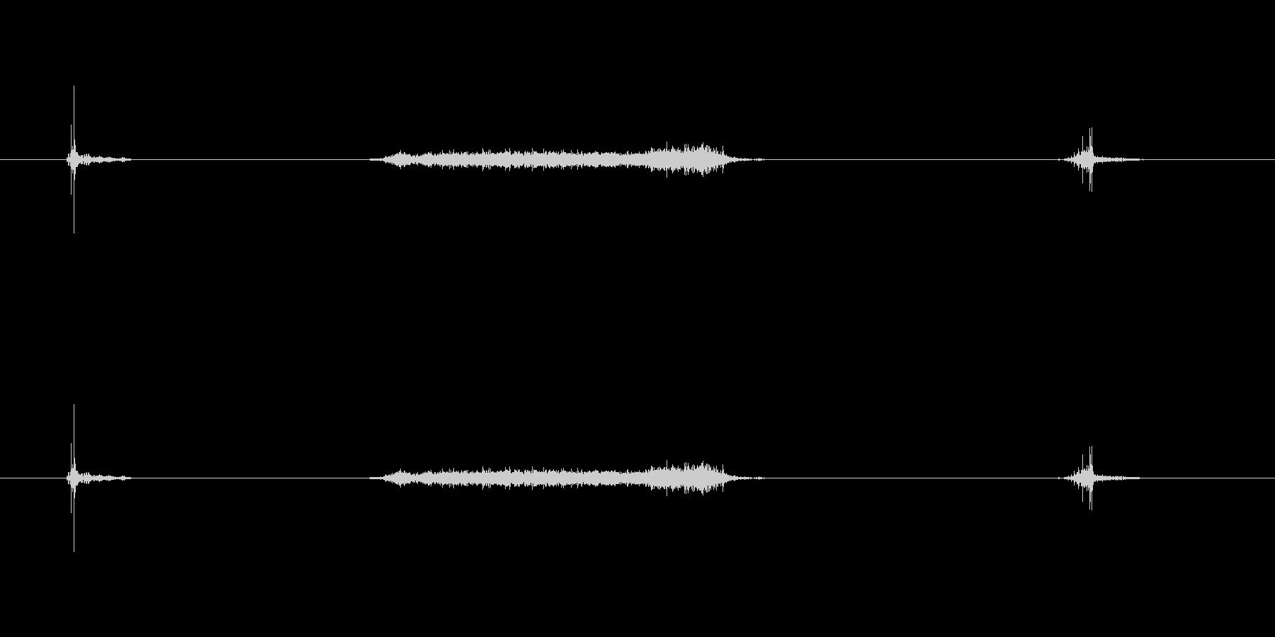 【スティックのり01-4(スワイプ)】の未再生の波形