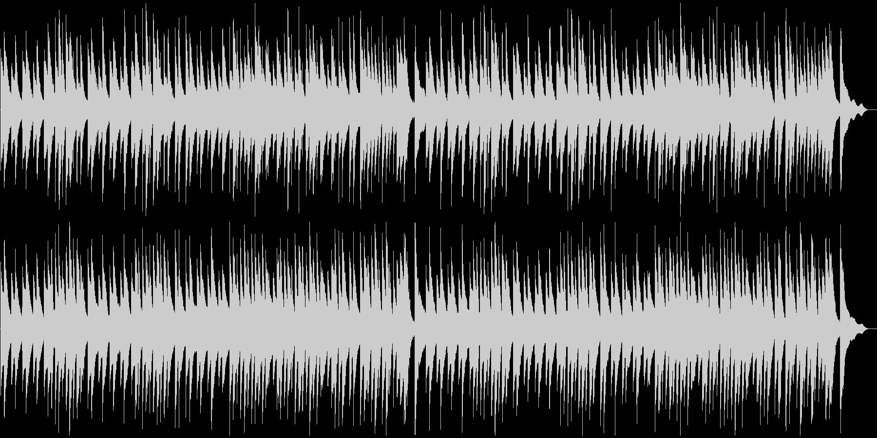 ★サティ★ジムノペディ第1番★ピアノ★Cの未再生の波形