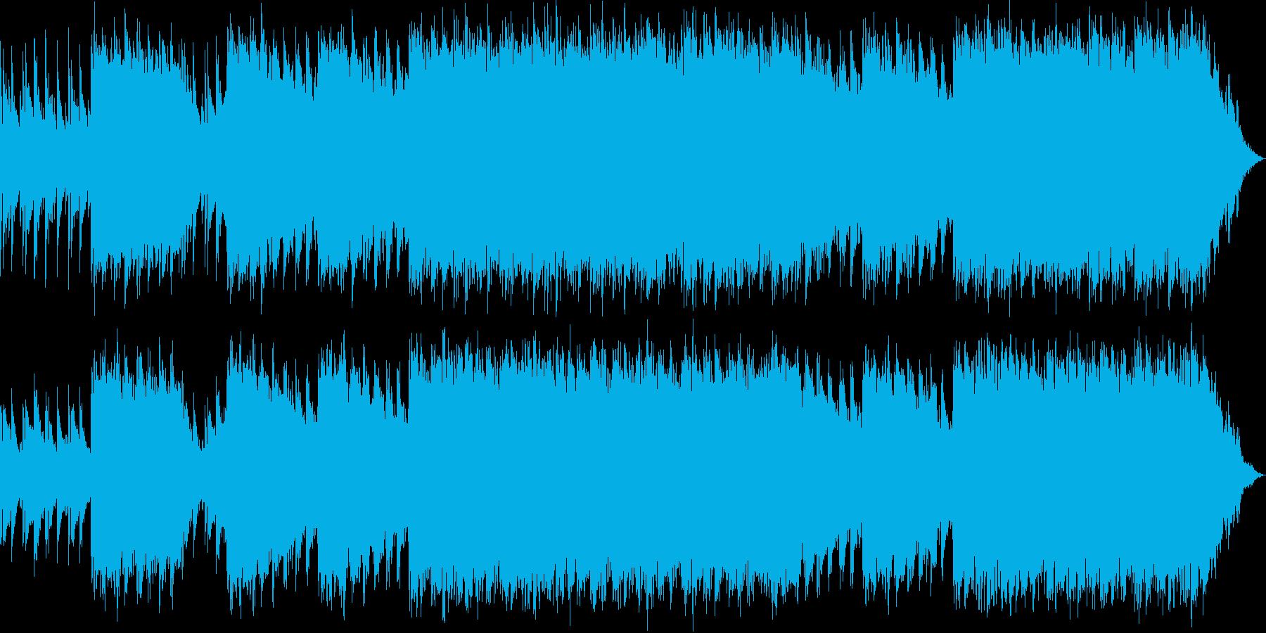 荘厳 FF風 オーケストラの再生済みの波形