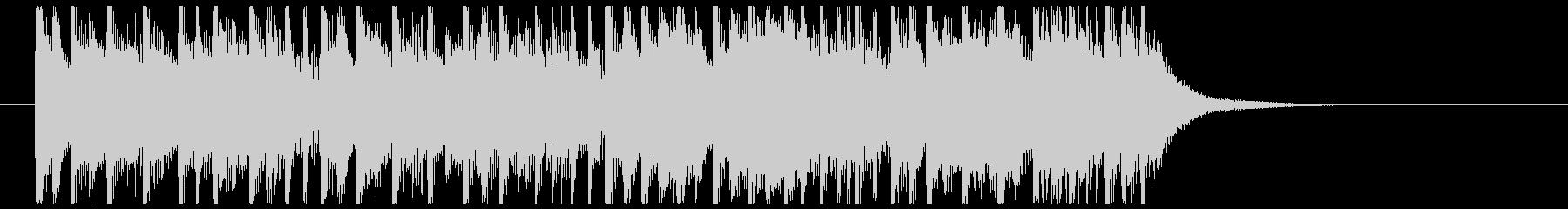 お正月の定番曲、一月一日のCM版です。の未再生の波形