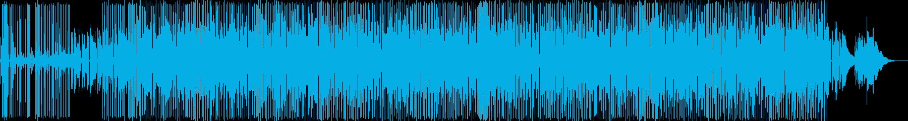穏やかな雰囲気の映像にピッタリの楽曲ですの再生済みの波形