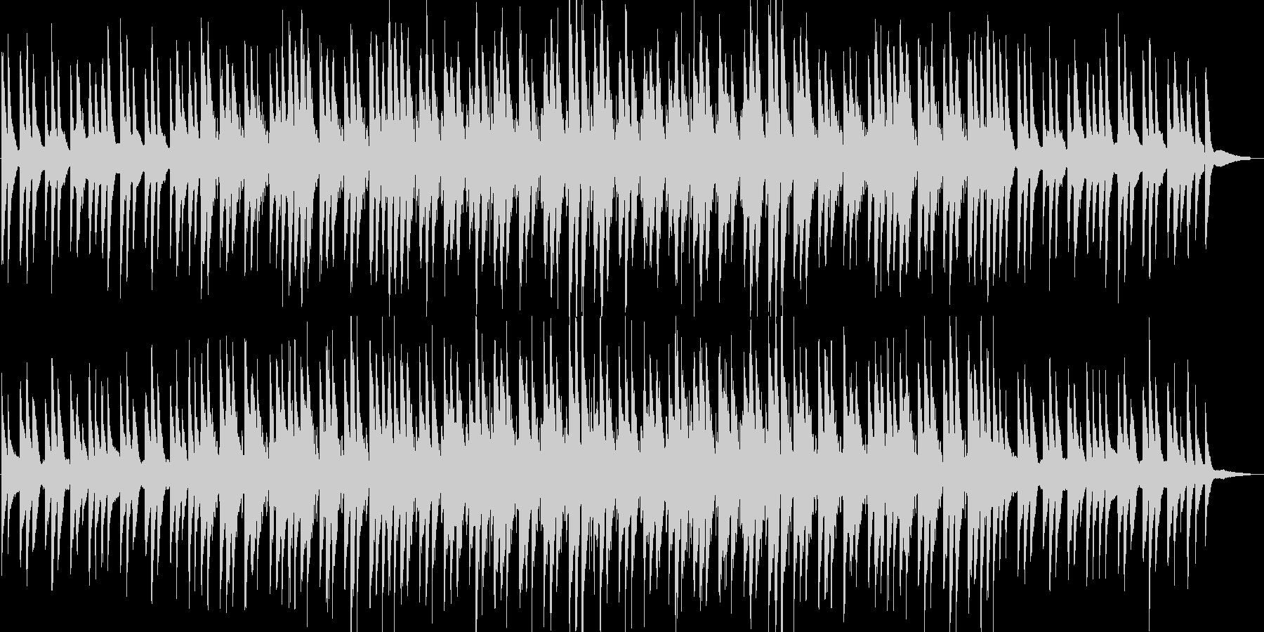 ほのぼの・ピアノ・映像・イベント用の未再生の波形
