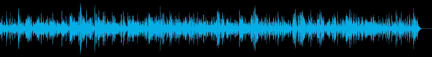 PfとTbの大人なスウィングジャズの再生済みの波形