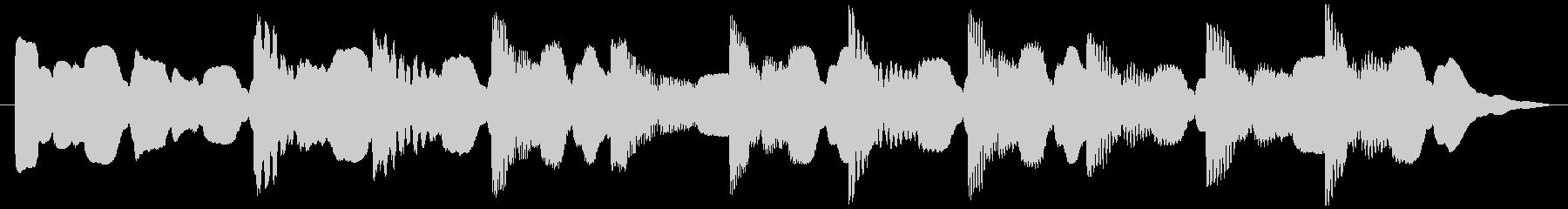 サウンドロゴ (レトロゲームチック)の未再生の波形