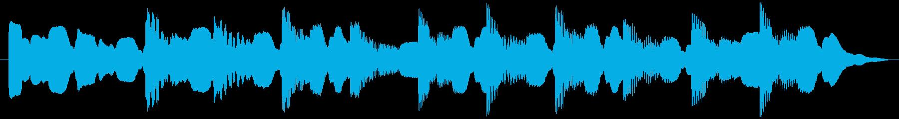 サウンドロゴ (レトロゲームチック)の再生済みの波形