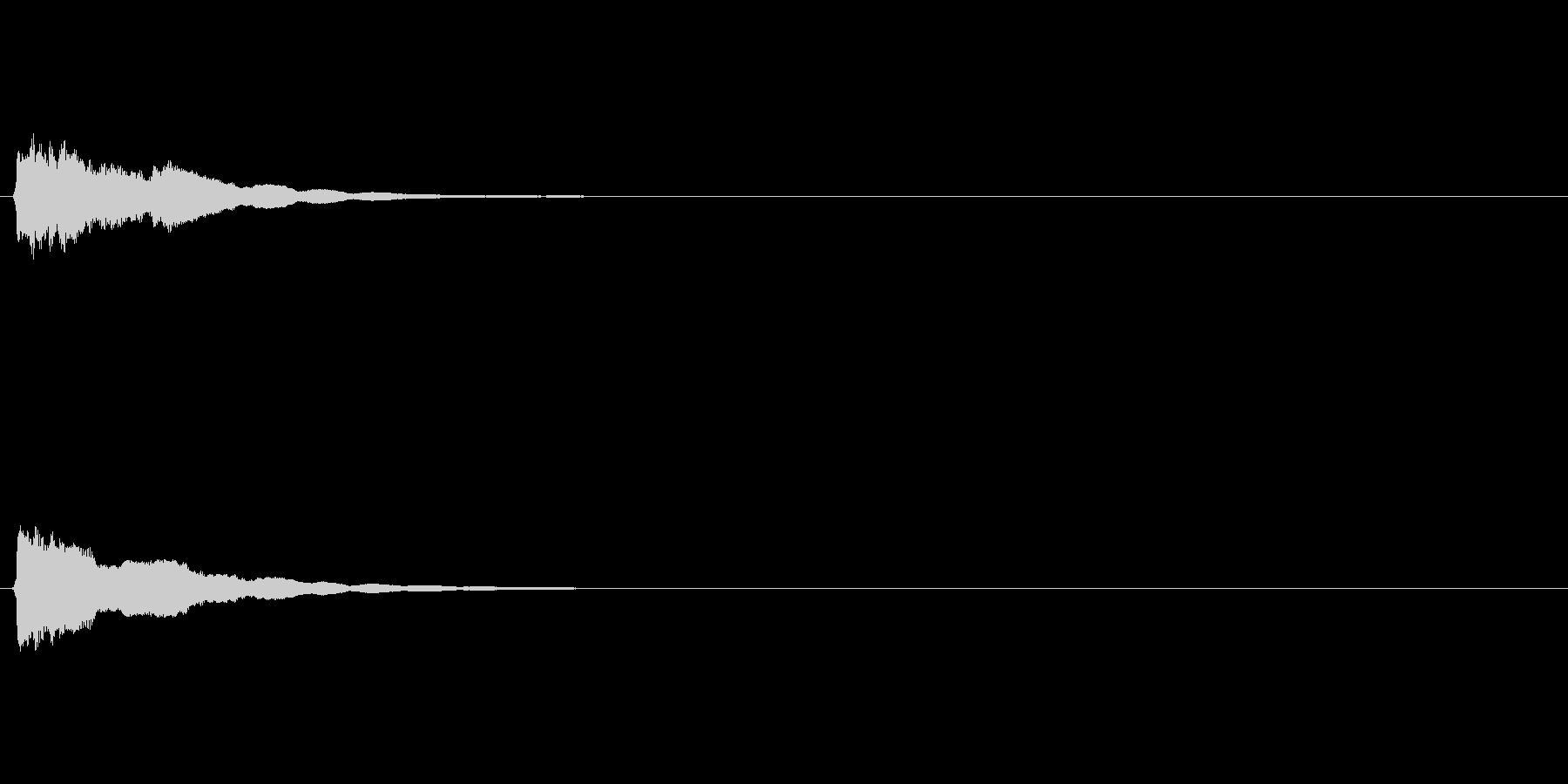 キラキラ系_108の未再生の波形