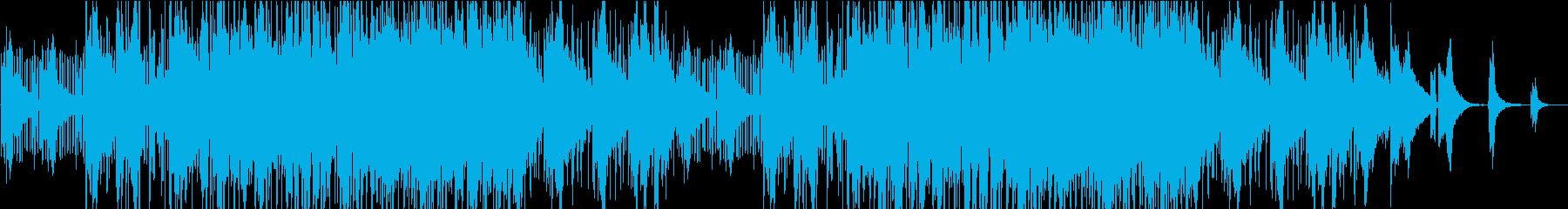 Jazz系静かなイージーリスニング。の再生済みの波形