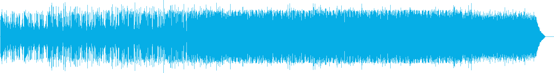 flausの再生済みの波形