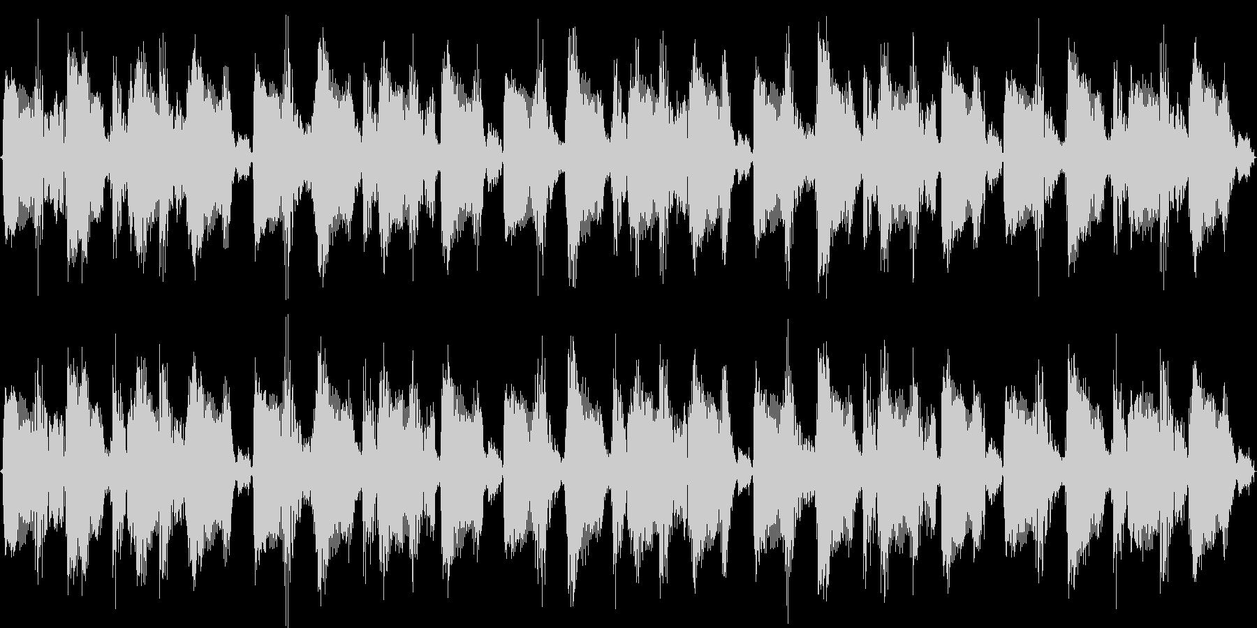 DJの方の素材にも使えるBGM曲です。の未再生の波形