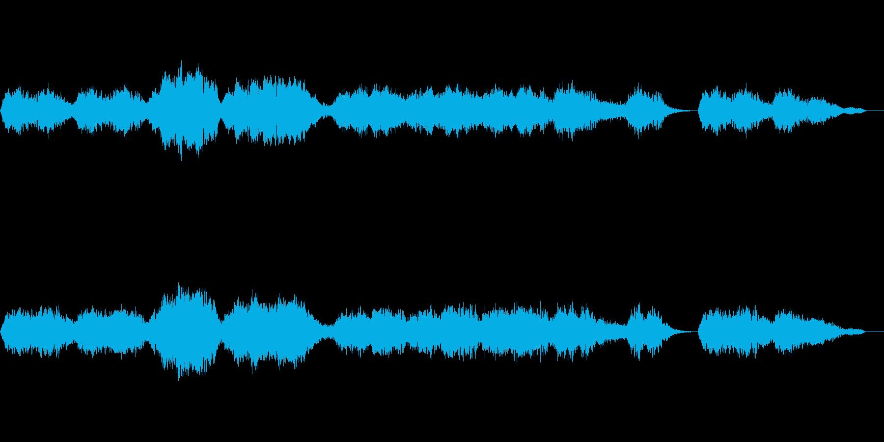 RPG:ダンジョン用BGM2の再生済みの波形