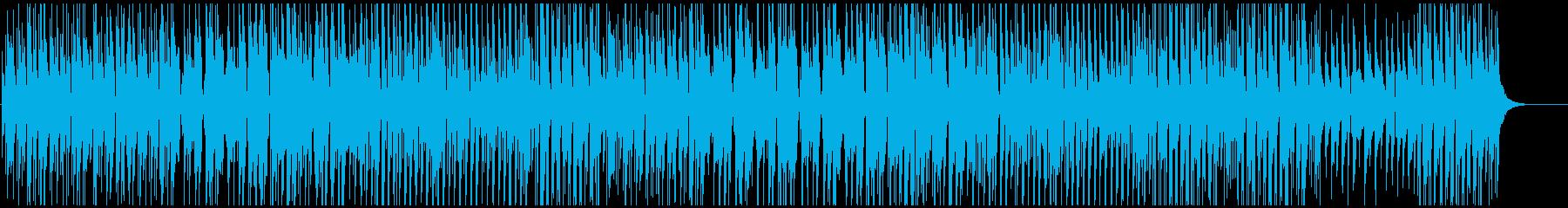 和風沖縄三線 陽気なバンド系明るく楽しいの再生済みの波形