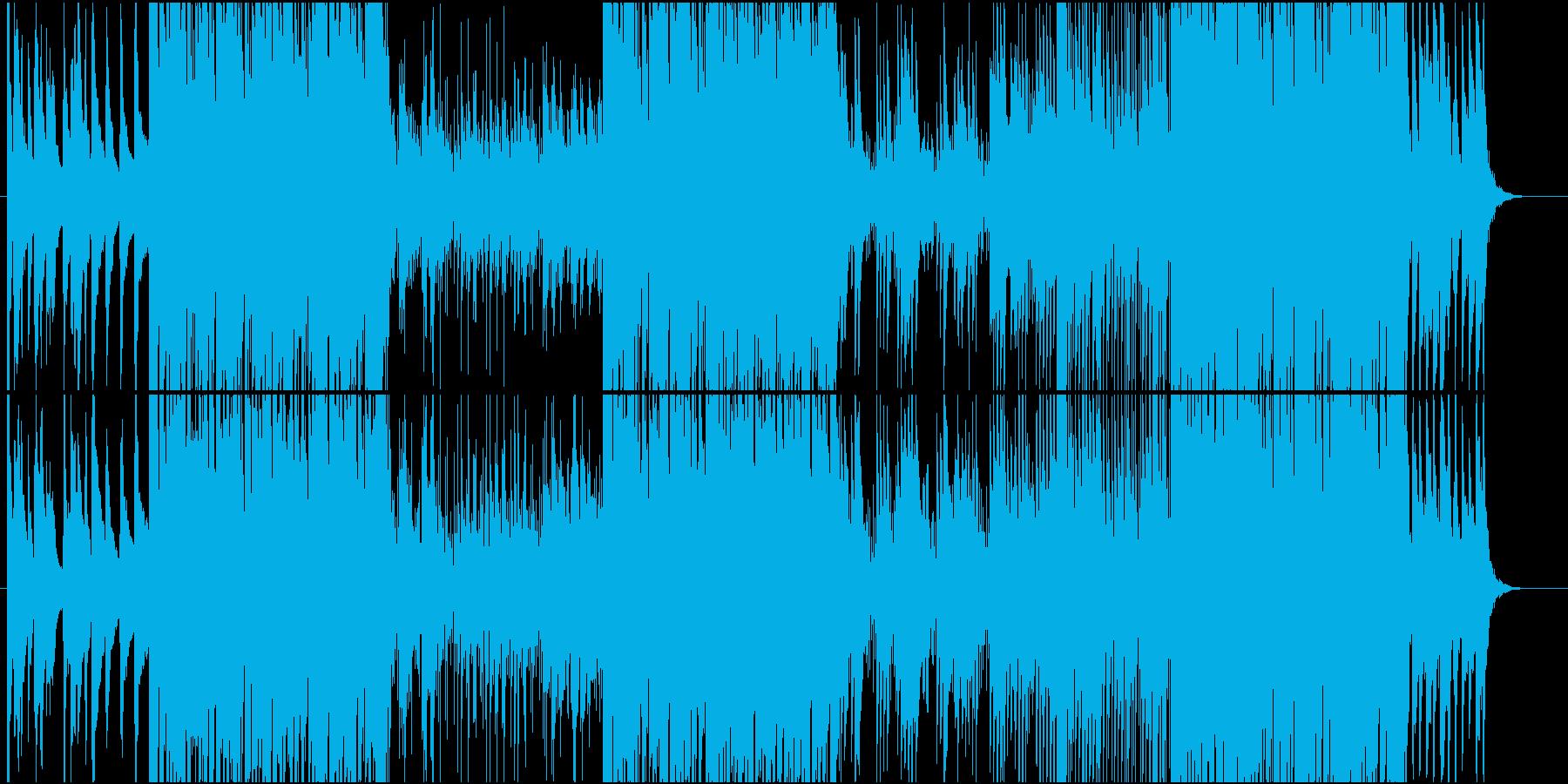沖縄 エイサー クイチャー ヒーリング系の再生済みの波形