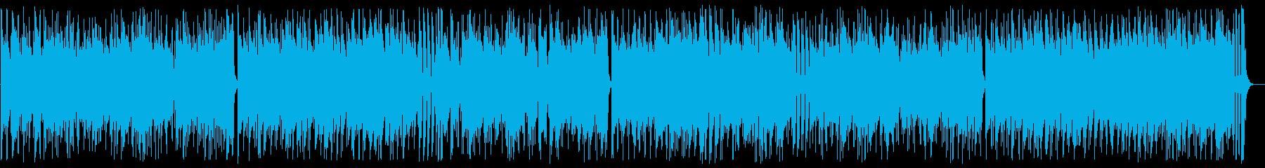 ジングルベル(acoustic)の再生済みの波形